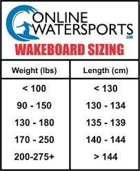 Mens Wakeboard Size Chart Hyperlite Wakeboard Bindings Size Chart