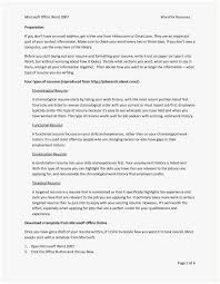Resume Template On Microsoft Word 2007 77 Astonishing Pictures Of How To Make A Resume On Word 2007