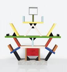 memphis design furniture. Italian Carlton Bookcase By Ettore Sottsass For Memphis Milano Design Furniture Y