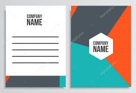 Letter Envelope With Blank Cover Corporate Identity Template B
