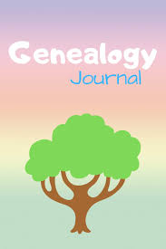 Genealogy Journal Family Tree Journal Our Family History