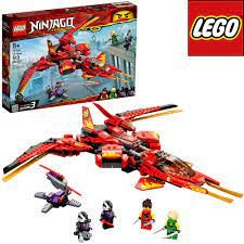 LEGO NINJAGO Legacy Kai Fighter 71704 Building Set 513 Pieces Ninja Action  Figures 2020 New Year Birthday Gift Toys For Boys Kid - Anime Figure -  Cosplay Clothes - Harware - Fashion and more