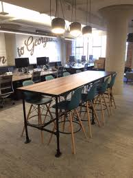 office cafeteria design. At Twitter, Formaspace Built Their Custom Employee Cafeteria Table And Desks. Office Design T