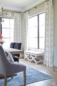 Best  Transitional Curtains Ideas On Pinterest - Modern dining room curtains