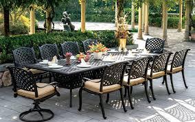 patio furniture reviews. patio cast aluminum furniture cleaner dining set 120 rectangular table reviews