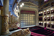 Hybernia Theatre Seating Chart National Theatre Prague Wikipedia