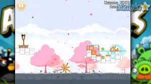 Angry Birds Hogs and Kisses Level 1-3 - YouTube