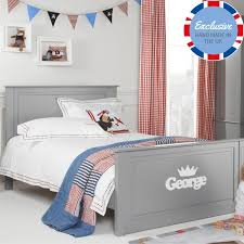 single beds for boys. Beautiful Boys Archie High Foot End Bed With Single Beds For Boys I