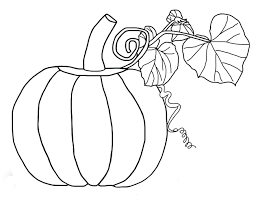 Is a pumpkin a vegetable or a fruit? Free Pumpkin Coloring Pages For Kids