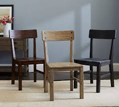 Image Dining Table Pottery Barn Benchwright Dining Chair Pottery Barn