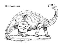 Brontosaurus Coloring Pages Printable Coloring Page For Kids