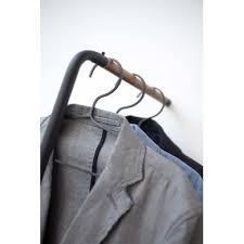 Slim Coat Rack Best Loon Peak Supekar Metal 32 Hook Wall Mounted Coat Rack Wayfair