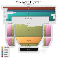 Lion King Broadway Seating Chart Minskoff Theatre Concert Tickets And Seating View Vivid Seats