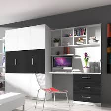office furniture wall unit. Image Is Loading WALL-UNIT-ALTA-3-HOME-OFFICE-FURNITURE-WARDROBE- Office Furniture Wall Unit T