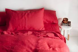 they launched earlier this year after struggling to find linen bedding that was contemporary and