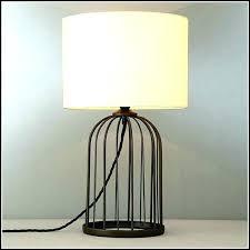 black iron table lamp rustic wrought lamps lighting stores near mesa az g67
