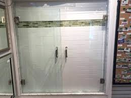 shower door over bath glass stall steam doors bathroom cost installation frameless s ste shower door installation cost glass tub s