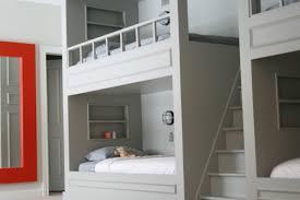 Built In Bunk Beds Built In Bunk Beds Plans Bed Plans Diy Blueprints Throughout Built
