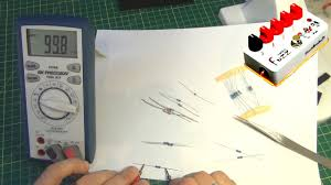 resistors for pedal building diy guitar pedals