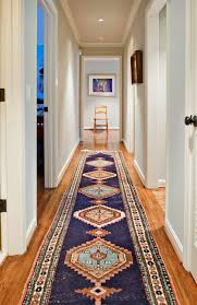 Plain Rug On Carpet In Hallway Lovely How To Decorate A Long Narrow Intended Simple Ideas