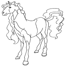 Small Picture Free Printable Horseland Coloring Pages For Kids
