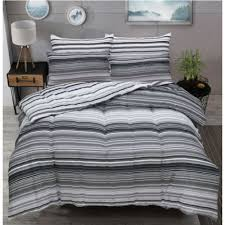 luxury ombre stripe grey duvet set reversible quilt cover bedding double 450039 p5605 15346 image jpg