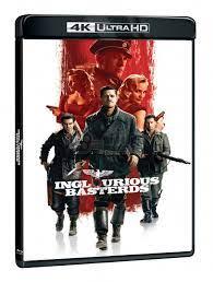 Inglourious Basterds (4K Ultra HD + Blu-ray)