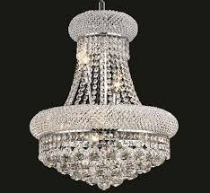 primo collection 8 light medium crystal chandelier