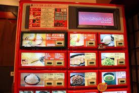Ramen Vending Machine Price Enchanting Ichiran Ramen Not Your Ordinary Ramen Shop Let's Experience Japan