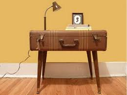 diy vintage furniture. Tremendous Suitcase Furniture Modest Ideas DIY Retro 12 Things To Do With Vintage Suitcases Diy R