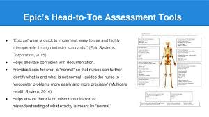 Nursing Assessment Charting Head To Toe Assessment Ppt Download