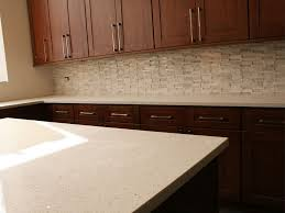 white star quartz countertop with espresso cabinet