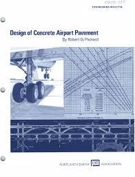 Airport Apron Pavement Design Design Of Concrete Airport Pavement