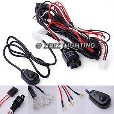 silverado fog light kit fog light relay harness wire kit hid led lamp worklamp spot work driving bar c96