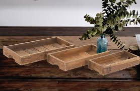 wooden trays wood tray rustic wooden trays wooden serving trays wood serving trays farmhouse decor serving trays antique vintage home decor