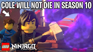 LEGO Ninjago COLE WILL NOT DIE IN SEASON 10 - Proof! (March of the Oni) -  YouTube