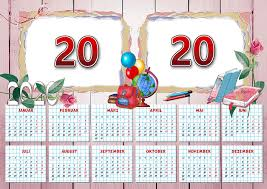 Microsoft Excel Calendar 2020 Create Excel Annual Calendar 2019 With Kw Annual Calendar