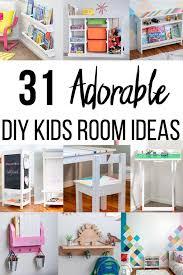 31 adorable diy kids room ideas you