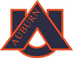 Auburn Uniform Database: Auburn Almost Changed Logos in 1995