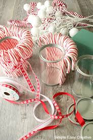 Candy Cane Table Decorations Christmas Table Centerpieces Hoosier Homemade 40