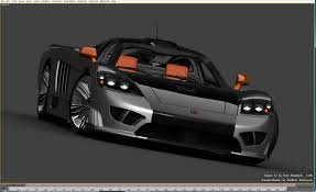 Saleen S7 Twin Turbo   FASTEST CARS IN THE WORLD