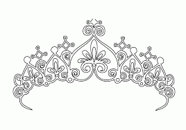 Small Picture Crown Princes Coloring Page Coloring Home