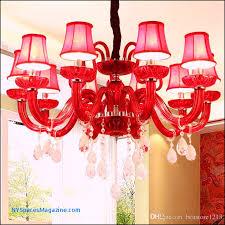 red crystal chandelier modern chandelier light led ceiling