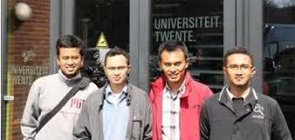 Kerjasama Riset Undip-Twente University |