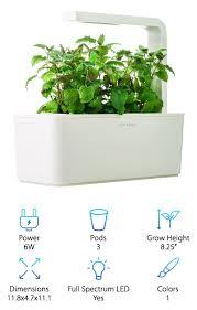 hydroponic herb garden. Click \u0026 Grow Indoor Herb Garden Hydroponic