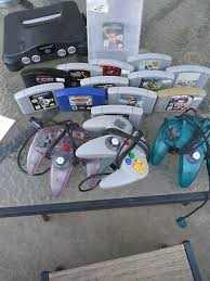 N64 Price Chart N64 Collection 200 00 Picclick