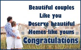 New Home Quotes Beauteous New Home Wishes And Messages Congratulations For Buying A New House