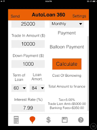 Auto Payment Calculator Auto Loan Calculator 24 IOS Android App YouTube 18