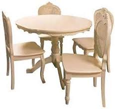 french style shabby chic distressed antique cream round dining table chic table chairs chic shabby french style distressed