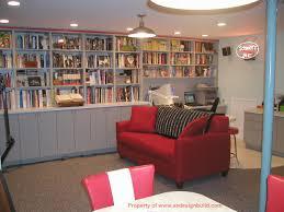 basement office design. Unique Design Awesome Basement Office Design Ideas Girl Room  Inside N